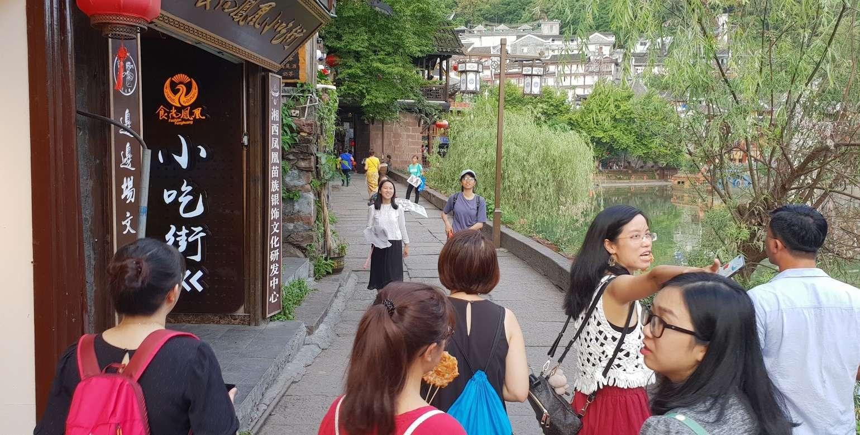 Học theo chủ đề: Hỏi đường trong tiếng Trung