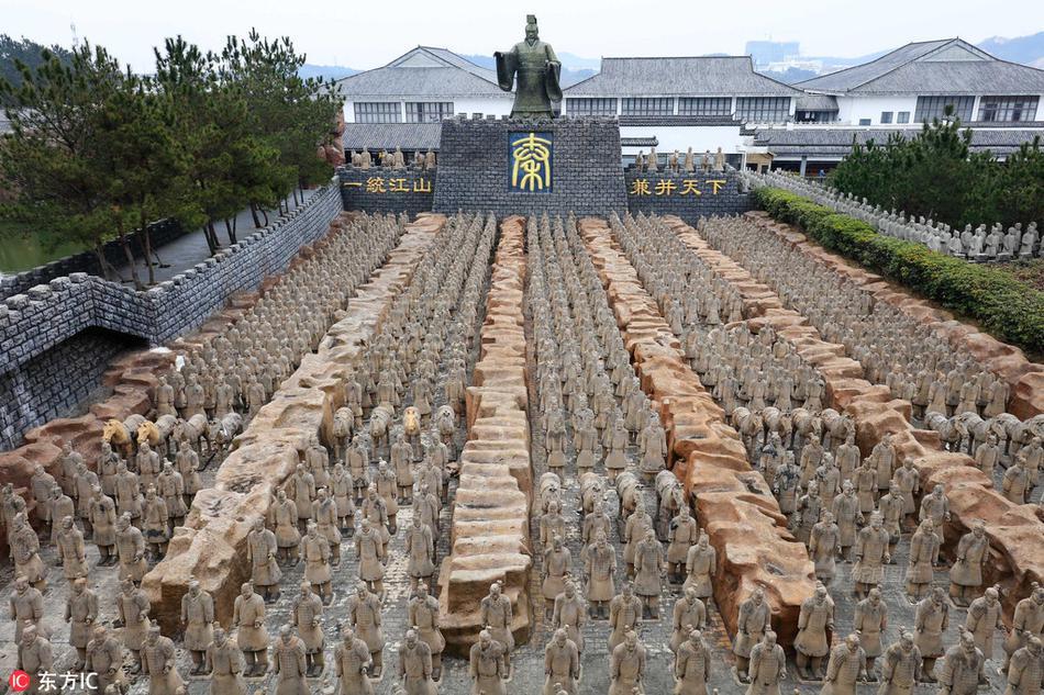 Khu Lăng mộ Tần Thủy Hoàng nổi tiếng không thể bỏ qua ở Tây An