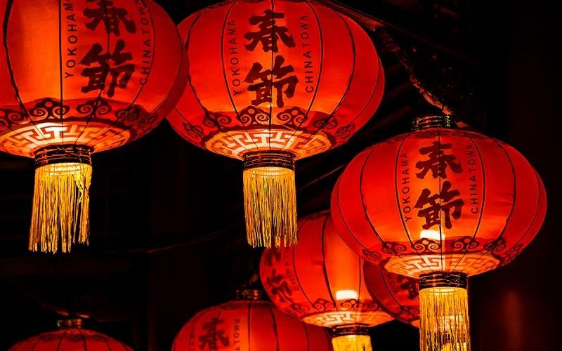 Đèn lồng đỏ – nét văn hóa lâu đời cổ truyền Trung Hoa