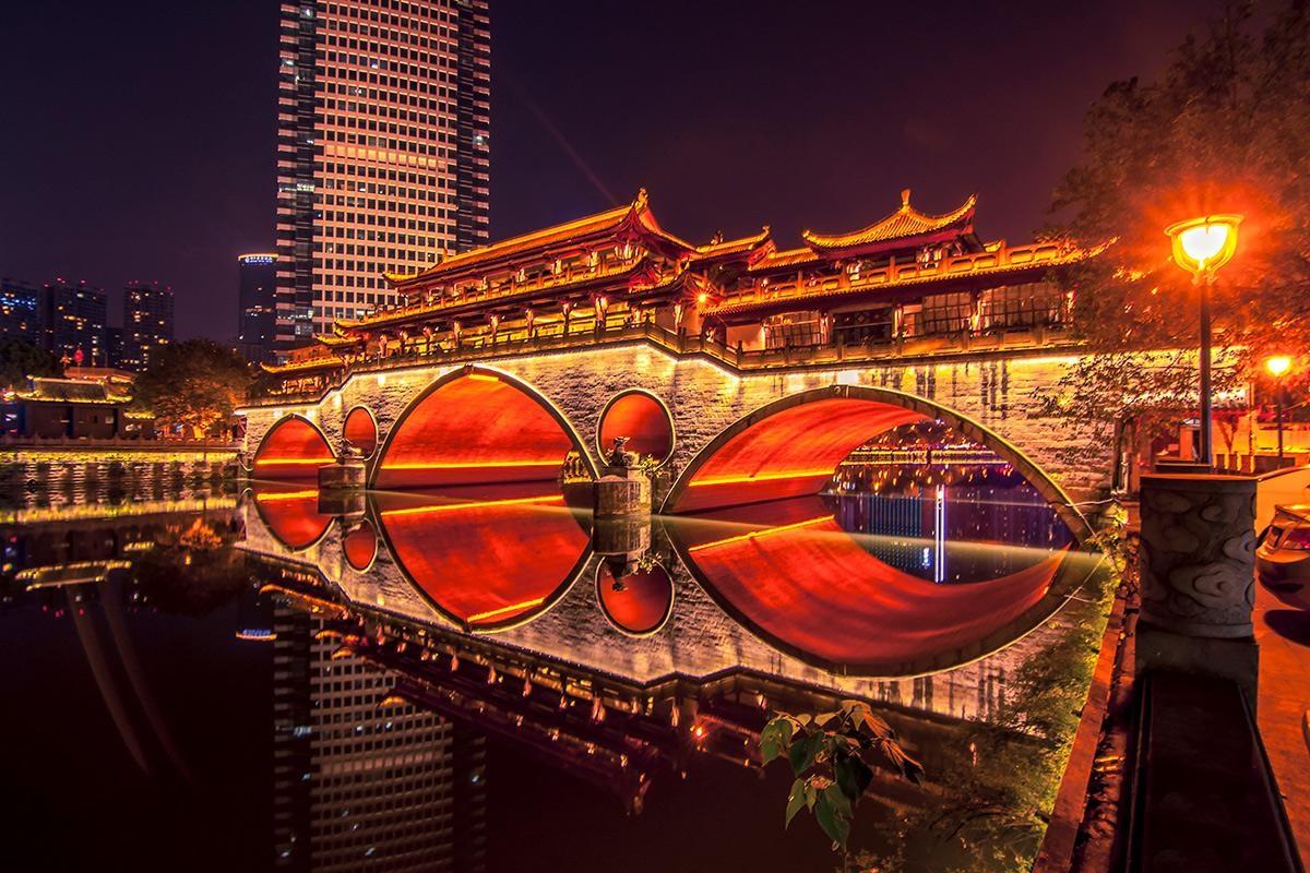 Nét đẹp Thành Đô – Thủ phủ tỉnh Tứ Xuyên