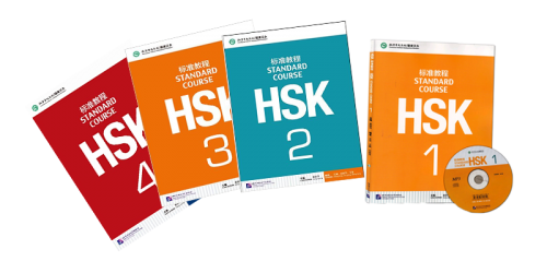 HSK Standard Course (HSK1 đến HSK6) – Bộ giáo trình chuẩn, bài tập, file nghe